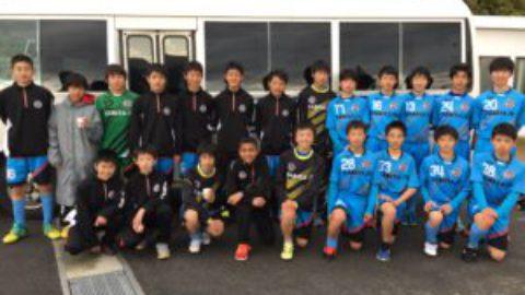 JFA U-13リーグ東海 2018 参入プレーオフ