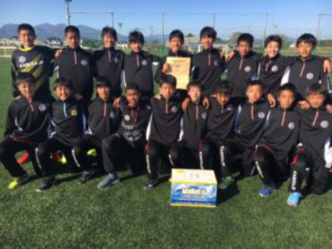 2018 GUNMA CHALLENGE CUP U-13